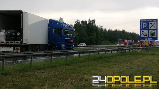 Wielkie korki w Opolu. Nieprzejezdna autostrada w stronę Wrocławia