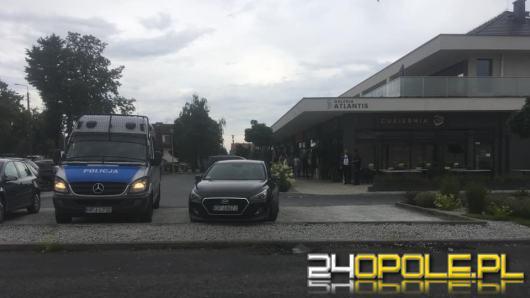 Napad na Bank Spółdzielczy w Opolu. Napastnik zbiegł z pieniędzmi