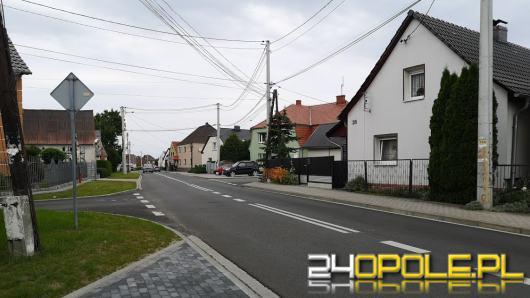 Kolejna droga powiatowa po kompleksowym remoncie za 1,1 mln zł!