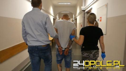 Szczegóły napadu na bank w Opolu-Czarnowąsach. Mężczyzna chciał spłacić długi