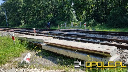 Szlak rowerowy z Maliny do Kamienia Śląskiego z przeszkodami. Rowerzyści pytają: ile jeszcze?