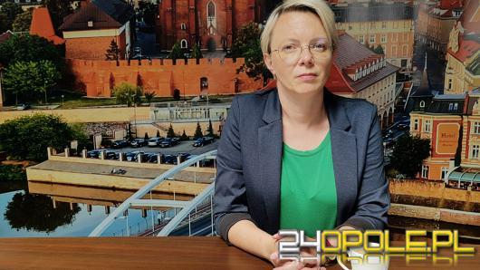 Katarzyna Kownacka - duże zaintersowanie zdalnymi formami szkoleń i spotkań w OCRG