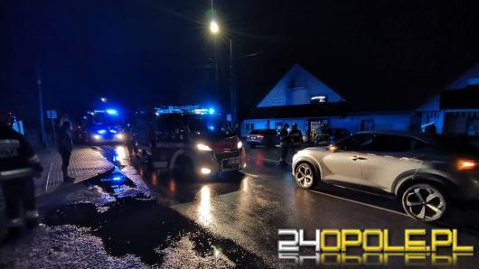 Pieszy śmiertelnie potrącony w Tarnowie Opolskim