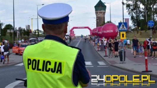 Tour de Pologne ulicami Opola - zmiany w organizacji ruchu