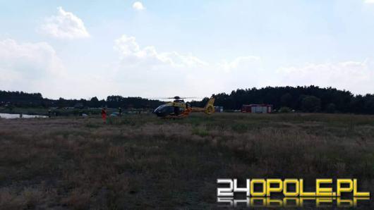 Tragiczna śmierć młodej kobiety na akwenie w Grodźcu