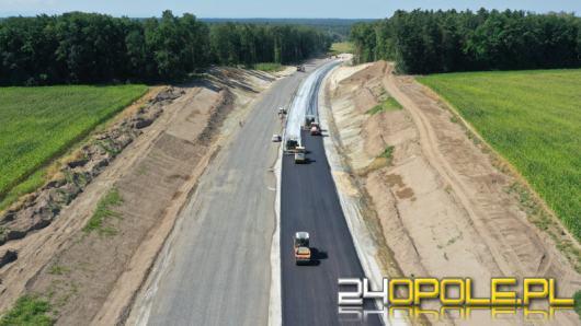 Niespełna rok temu rozpoczęto budowę obwodnicy Niemodlina - jak idą prace?