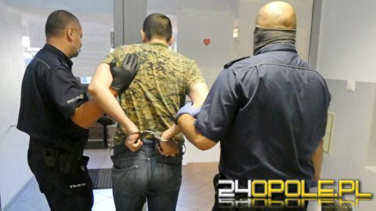 36-letni seryjny podpalacz w rękach policji