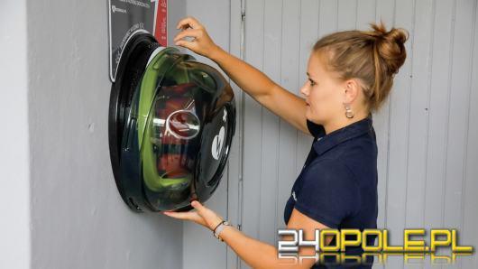 Kolejne defibrylatory są już dostępne w Opolu