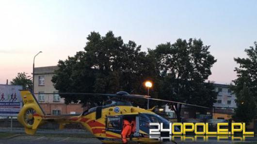 Zmarł 2-latek, który trafił do szpitala po akcji ratunkowej na basenie w Brzegu