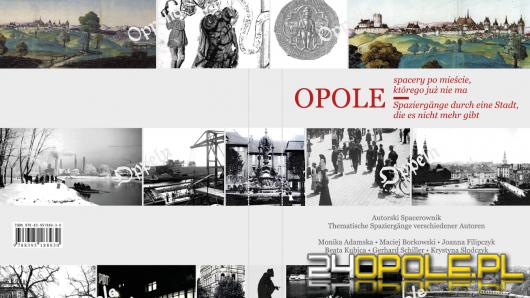 TSKN chce dodrukować publikację o Opolu i zachęca Opolan do pomocy