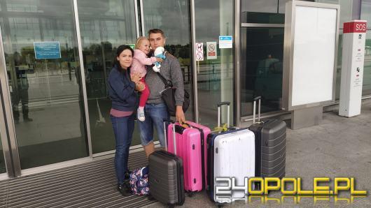 Laurka z Opola wyleciała dziś do Bostonu. Przed dziewczynką skomplikowana operacja