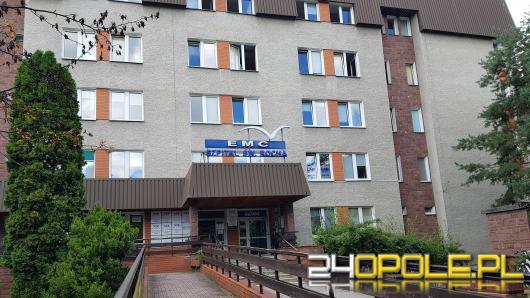 Powiat sfinansuje budowę śluzy dla karetek w szpitalu w Ozimku