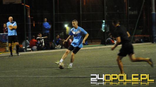 Orlik przy ulicy Czaplaka areną nocnych zmagań piłkarzy