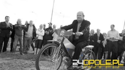Zmarł Jerzy Szczakiel, światowa legenda żużla. Miał 71 lat