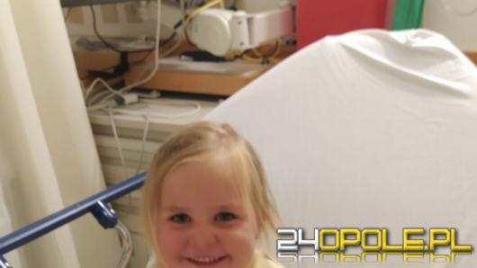 Dobre wieści płyną z kliniki w Bostonie - Laurka z Opola jest już po operacji serca