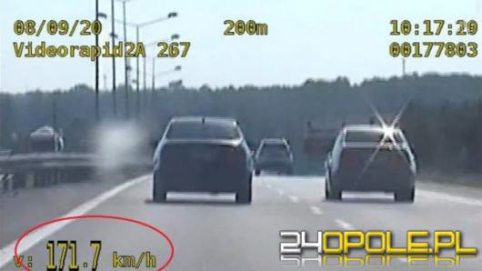 DK 88 pod lupą policjantów z drogówki