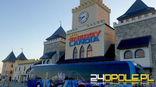 Jesienna EnergyLandia autokarem z Opola z możliwością opłacenia bonem turystycznym