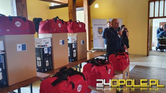 528 jednostek OSP z województwa dostanie pakiety ochronne