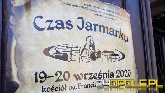 Nowa odsłona Jarmarku Franciszkańskiego już w weekend. Bez pamiątek i atrakcji zewnętrznych