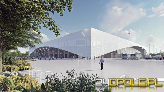 Budowa obiecanego stadionu ruszy w 2021 roku. Pochłonie około 100 mln zł
