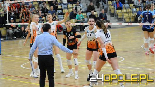 UNI Opole wygrywa na inaugurację