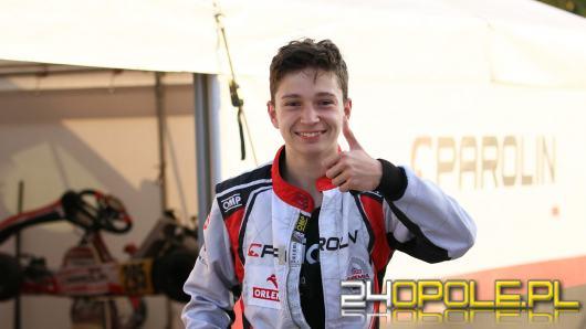 Sukces Kamila Grabowskiego z opolskiego HAWI Racing Team w  ROK CUP Poland