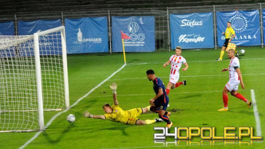 Kolejne zwycięstwo Odry Opole