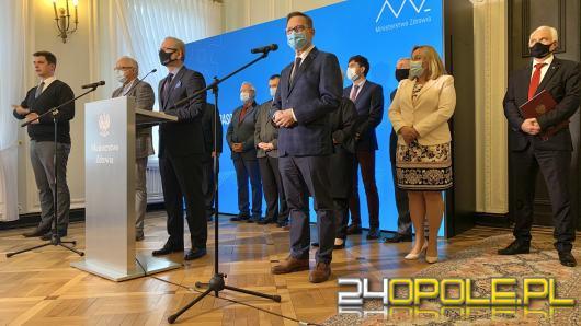 Minister Zdrowia: Eskalacja pandemii koronawirusa wymusza nowy schemat działań