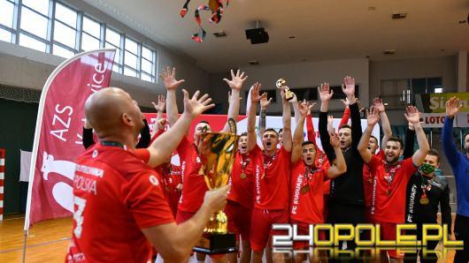 AZS Politechnika Opolska obroniła tytuł Akademickich Mistrzów Polski w piłce ręcznej