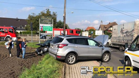 Wypadek w Opolu - Chmielowicach. Ranne dziecko