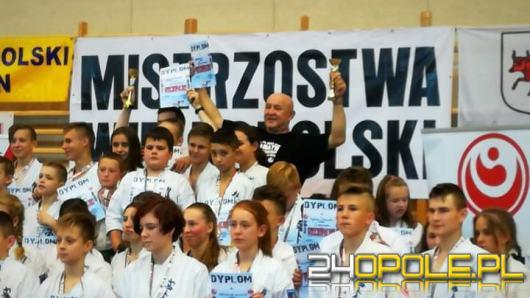 Karatecy z Opolszczyzny świetnie pokazali się na Mistrzostwach Wielkopolski