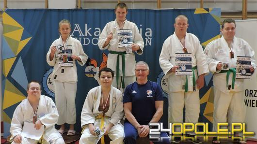 Gwardyjscy judocy z niepełnosprawnościami wywalczyli medale na Mistrzostwach Polski
