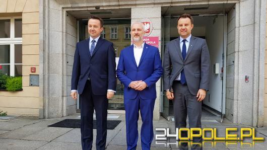 Przemysław Pytlik zasilił Klub Radnych Arkadiusza Wiśniewskiego