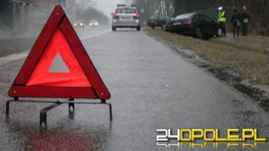 Jesienne warunki na drogach - policja apeluje o rozwagę!