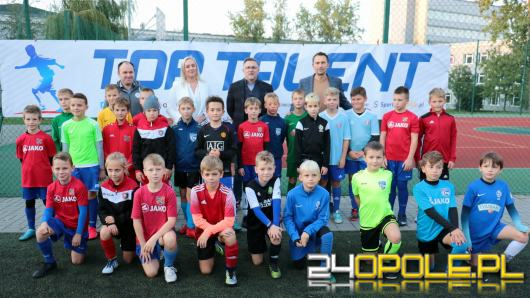 """Nowy projekt piłkarski w Opolu dla 8-10 latków. Rusza """"Top Talent"""""""