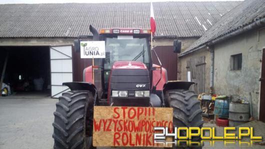 """Rolnicy w proteście wychodzą na ulice. """"Nie będziemy przepraszać kierowców"""""""