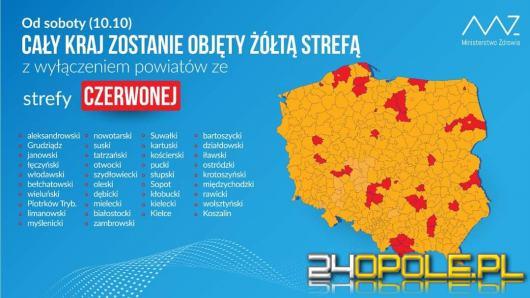 """Pamiętajmy! Od dziś w całej Polsce obowiązuje """"żółta strefa"""". Co się zmienia?"""