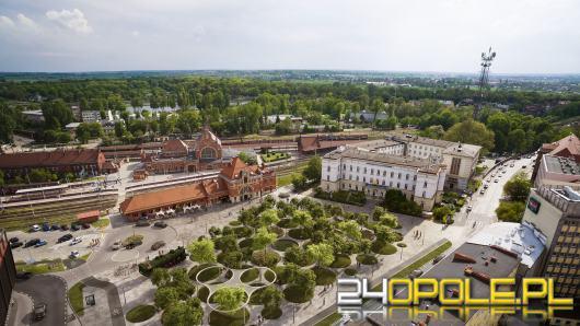 Wiemy jak będzie wyglądał Plac Dworcowy w Opolu. Jest pozwolenie na budowę