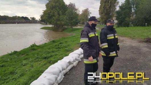 Strażacy podsumowują kilka dni działań powodziowych. Zagrożenie minęło