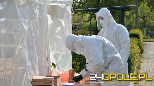 Test na COVID-19 zrobi wojsko. Personel medyczny potrzebny w szpitalach polowych
