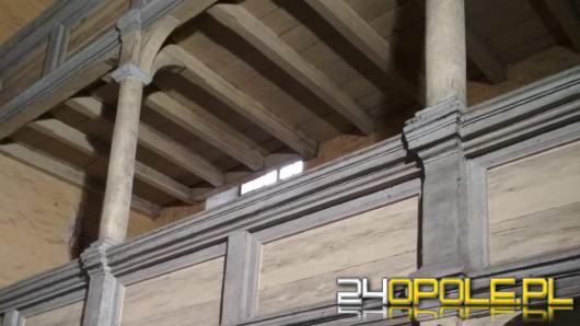 Zabytkowy kościół w Lewinie Brzeskim odzyska blask