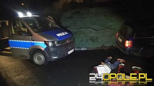 22-latek uciekał kradzionym volkswagenem - pościg zakończył się w Czechach