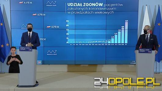 Od soboty cała Polska w czerwonej strefie. To nie koniec obostrzeń