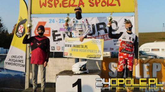 Sukcesy motocyklistów HAWI Racing Team w Enduro