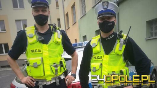 30-latek z podejrzeniem zawału dzięki eskorcie policji dotarł na czas do szpitala