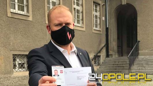 Witold Zembaczyński apeluje do policji o nieużywanie siły wobec protestujących