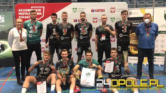 Reprezentacja siatkarzy Politechniki Opolskiej powtórzyła ogromny sukces sprzed sześciu lat!