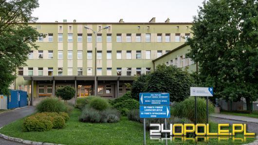 Od poniedziałku kędzierzyńsko-kozielski szpital tylko dla zarażonych COVID-19
