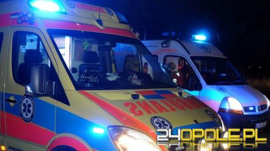 Pociąg śmiertelnie potrącił kobietę w Brzegu