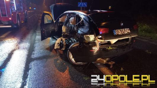 3 osoby ranne po zderzeniu pojazdów na obwodnicy Opola